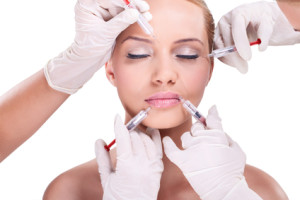 Facial care – Botox Application